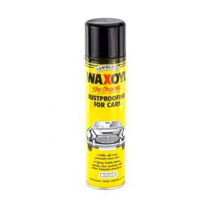 HM WAXOYL BLACK AERO 400ML