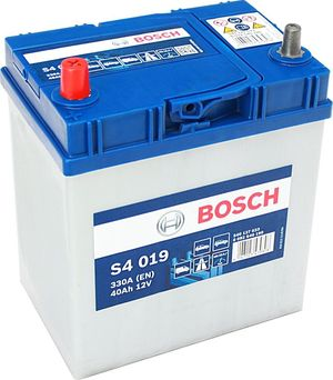 S4 019 Bosch Car Battery 12V 42Ah Type 055 S4019