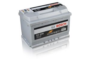 S5 008 Bosch Car Battery 12V 77Ah Type 096 S5008
