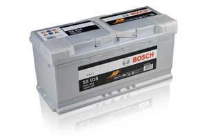 S5 015 Bosch Car Battery 12V 110Ah Type 020 S5015