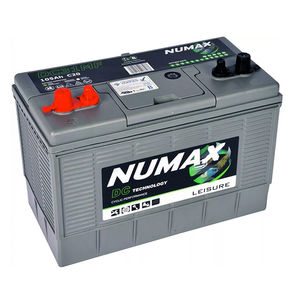 Numax 105Ah Leisure Battery DC31MF