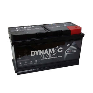 Dynamic Silver Premium 019 Car Battery
