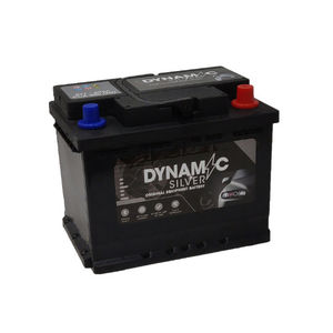 Dynamic Silver Premium 027 Car Battery