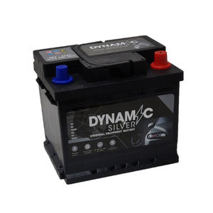 Dynamic Silver Premium 063 Car Battery