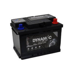 Dynamic Silver Premium 075 Car Battery