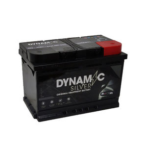 Dynamic Silver Premium 096 Car Battery