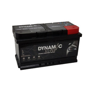 Dynamic Silver Premium 110 Car Battery