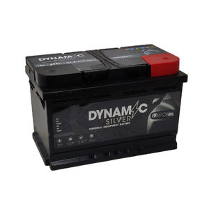 Dynamic Silver Premium 100 Car Battery