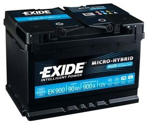Car Battery Exide EK900