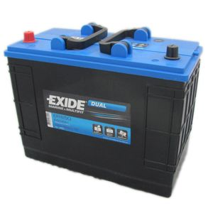 Exide Leisure Battery Dual ER650