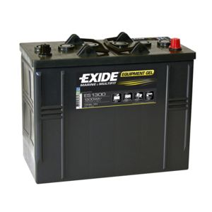 Exide Leisure Battery Equipment Gel ES1300