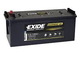 Exide Leisure Battery Equipment Gel ES1350