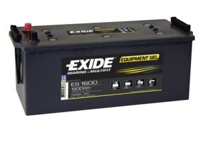 Exide Leisure Batteries Equipment Gel ES1600