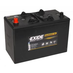 Exide Leisure Batteries Equipment Gel ES950