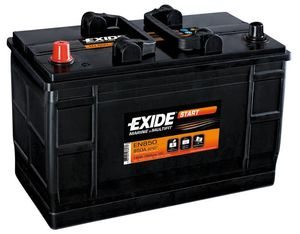 Exide EN800 Start Marine & Multifit Leisure Battery