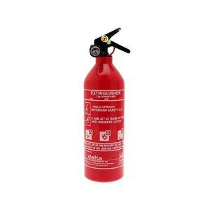 1KG ABC POWDER FIRE EXTING & GAUGE