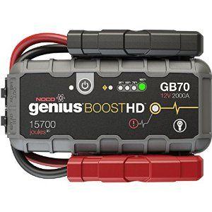 2000A Lithium NOCO Genius Boost Pack