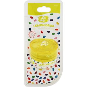 JELLY BELLY GEL CAN AIR FRESHENER LEMON DROP