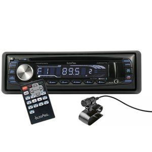 Bluetooth Car Stereo System - Front USB/AUX Input