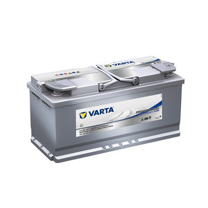 Varta Professional Dual Purpose AGM Battery LA105