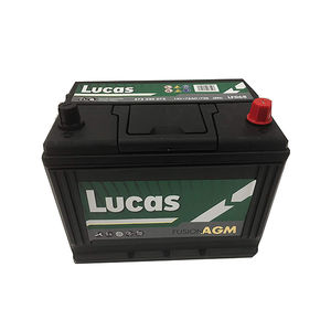 Lucas Fusion Start Stop AGM Car Battery LF068