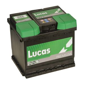 Lucas Car Batteries LP012 LUCAS PREMIUM