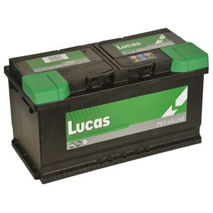Lucas Car Battery HB019 / HCB019 / LP019 LUCAS PREMIUM