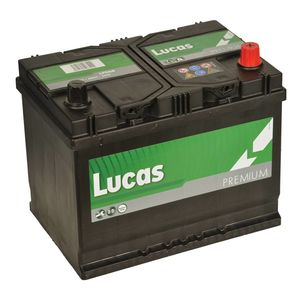 Lucas Car Battery HB068 / HCB068 / LP068 LUCAS PREMIUM