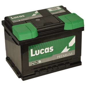 Lucas Car Battery HB075 / HCB075 / LP075 LUCAS PREMIUM