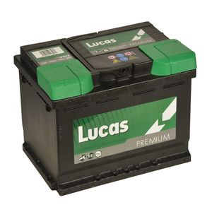 Lucas Car Battery LP078 LUCAS PREMIUM