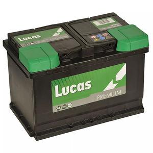 Lucas Premium Car Battery LP086 / 096R
