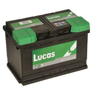 Lucas Car Batteries HB096 / HCB096 / LP096 LUCAS PREMIUM