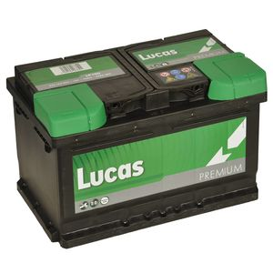 Lucas Car Battery LP100 LUCAS PREMIUM