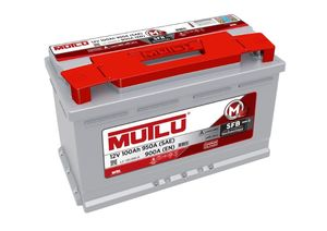 Mutlu Car Battery Type 019