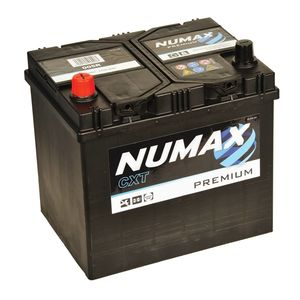 Numax Car Batteries N50 / 55D23R / 55D26R / 65D23R/ TYPE 005R