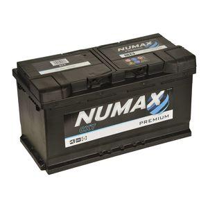 Numax (017) NUMAX  PREMIUM SILVER & HGV 12 VOLT RANGE