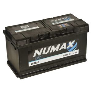 Numax  (019) NUMAX  PREMIUM SILVER & HGV 12 VOLT RANGE
