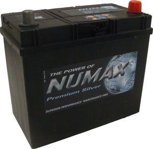 Numax Car Batteries N40L / NS40LS / NS40ZLS / NS60LS / NT80S6LS / NX100S6LS / 32C24L / 36B20LS / 46B24LS / 46B24S / 50B24LS / 55B24LS / TYPE 053