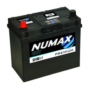 Numax  (057) NUMAX  PREMIUM SILVER & HGV 12 VOLT RANGE