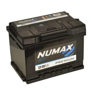 Numax (075) NUMAX  PREMIUM SILVER & HGV 12 VOLT RANGE