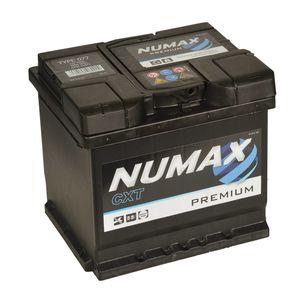 Numax  (077) NUMAX  PREMIUM SILVER & HGV 12 VOLT RANGE