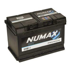 Numax (096R) NUMAX  PREMIUM SILVER & HGV 12 VOLT RANGE