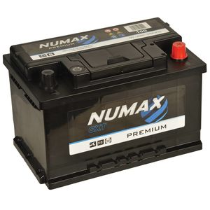 Numax  (100) NUMAX  PREMIUM SILVER & HGV 12 VOLT RANGE