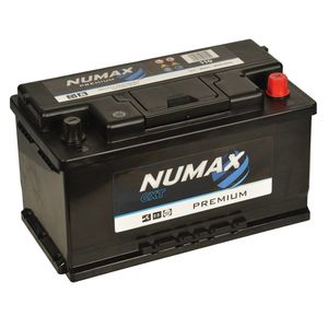 Numax  (110) NUMAX  PREMIUM SILVER & HGV 12 VOLT RANGE
