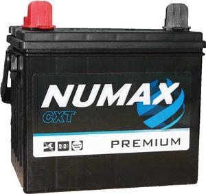 Numax Car Batteries 26A17/19R / 32A19R / TYPE 896CXT