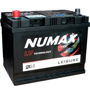 Numax 75Ah Leisure Battery LV22MF
