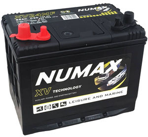 Numax 80Ah Leisure Battery XV24MF