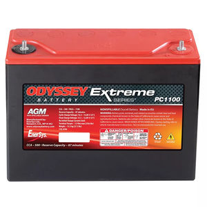 Odyssey Battery Extreme Series PC1100