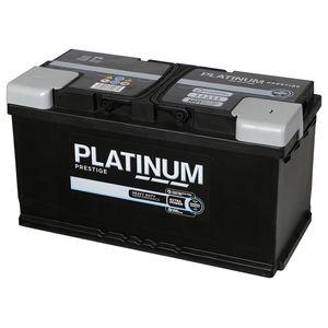Platinum Prestige Car Battery Type 019