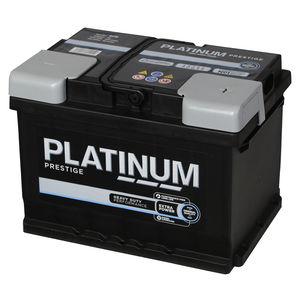 Platinum Prestige Car Battery Type 075